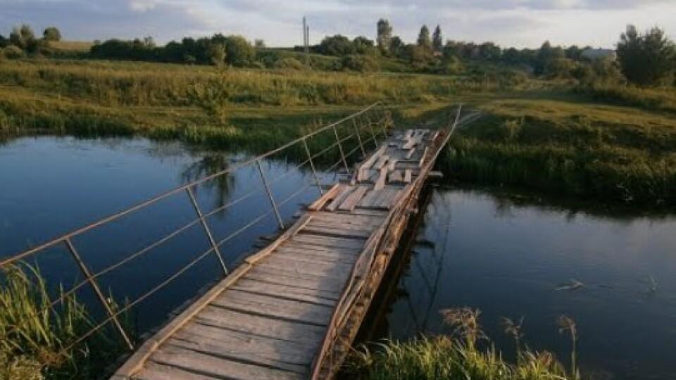 Поблизу Луцька хочуть збудувати новий міст через Чорногузку