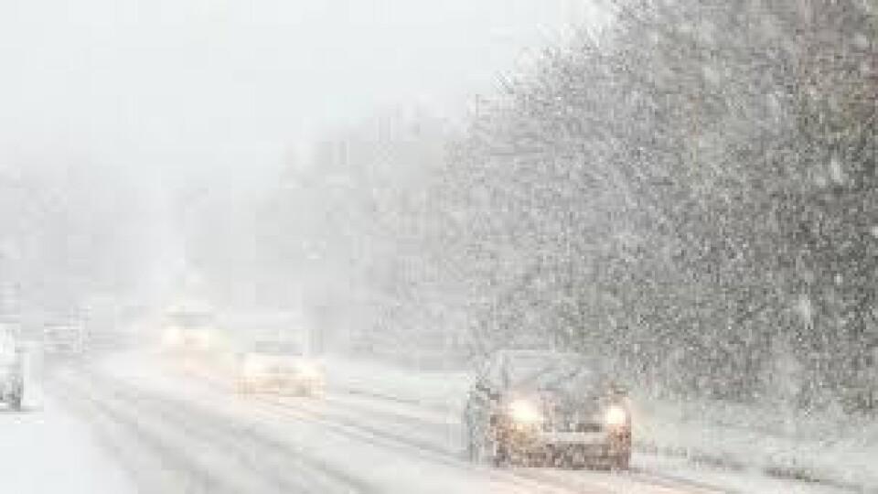 Хуртовини, ожеледиця, сильний мороз: на Волині прогнозують погіршення погоди