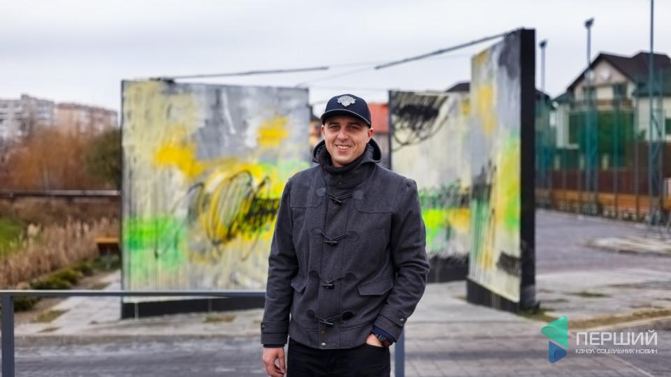 «Реклама спотворює місто набагато більше, ніж графіті», - художник Андрій Присяжнюк. ІНТЕРВ'Ю