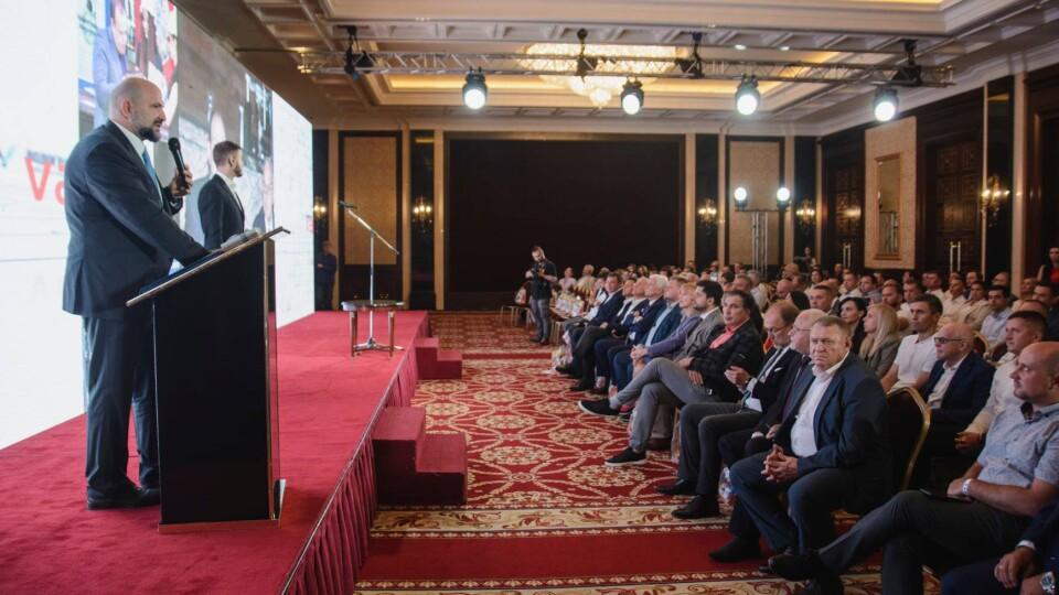 Найбільшій будівельній організації України - 10 років. «Інвестор» побував на святкуванні. ФОТО
