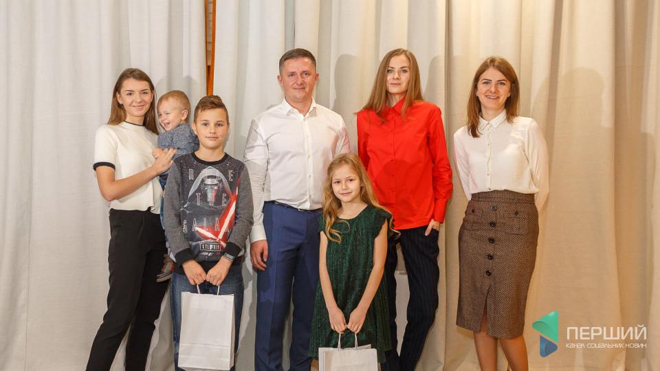 Нагородили фіналістів конкурсу «Обличчя Інвестора». ФОТО