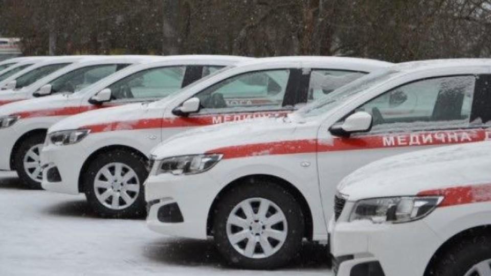 Нові автомобілі, куплені для сімейних лікарів Волині, і досі не їздять на виклики. ВІДЕО