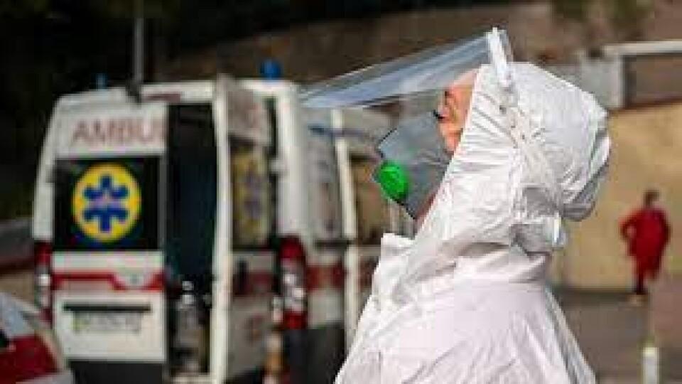 Коронавірус в Україні: 14 277 нових хворих та 434 смертей