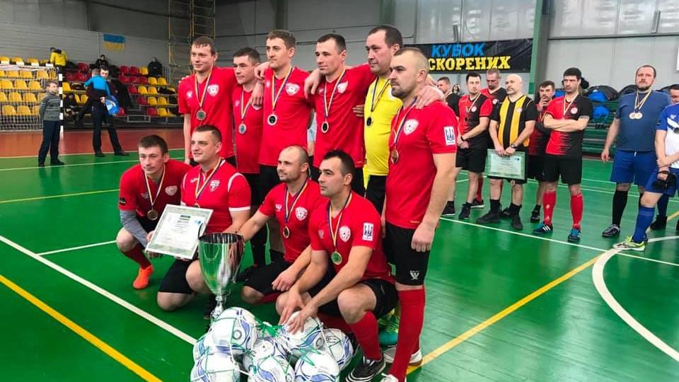Волинські атовці виграли «Кубок Нескорених». ФОТО