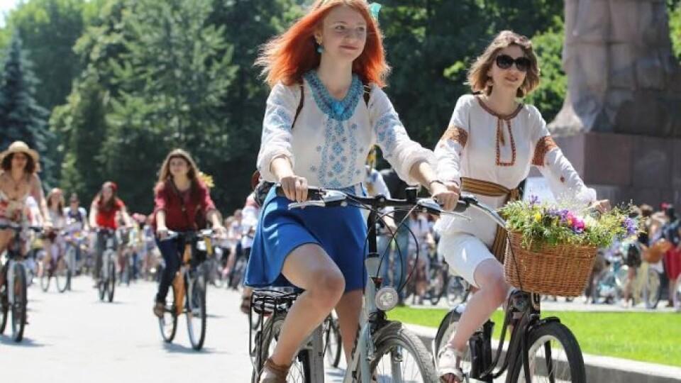 У Луцьку до Дня Незалежності відбудеться велопробіг у вишиванках
