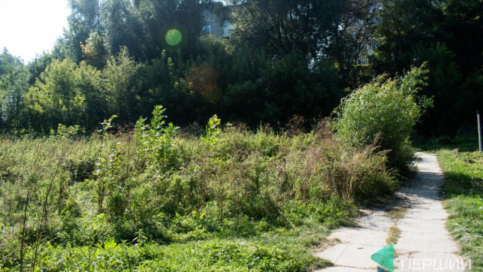 Луцькрада хоче забрати на обслуговування колишній ботанічний сад