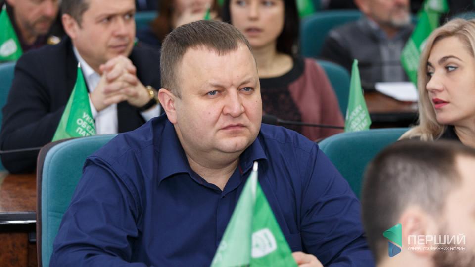 Депутати в Темі – Сергій Шкода: «Моє правило – бути активним депутатом протягом усієї каденції»