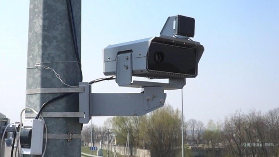 У Луцьку почеплять камери, аби фіксувати швидкість автівок. Де саме