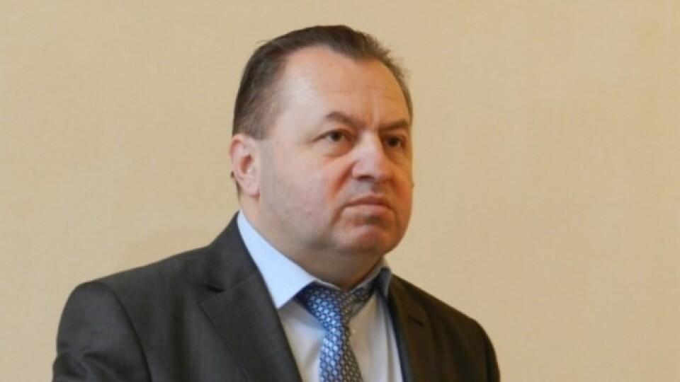 Пустовіт звільняється з посади заступника голови Волиньради