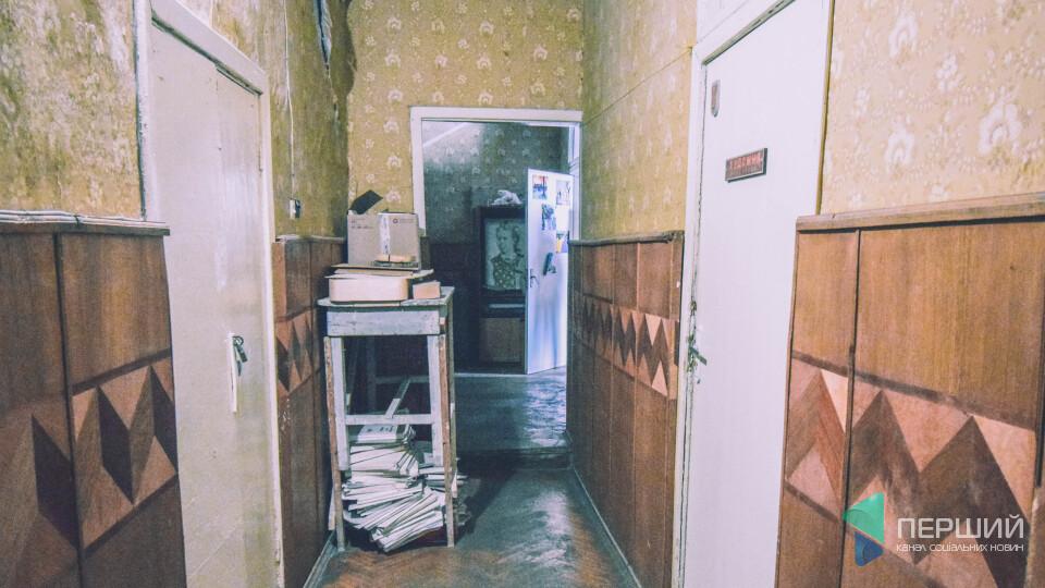 Відкрийте його для Мирослави. Репортаж з будинку Косачів у Луцьку. СВОЯ ІСТОРІЯ