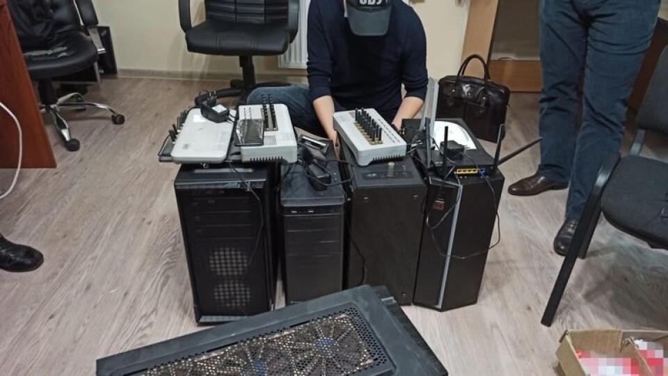 Місцеві вибори: СБУ заявила про викриття російських ботоферм у Києві та Запоріжжі