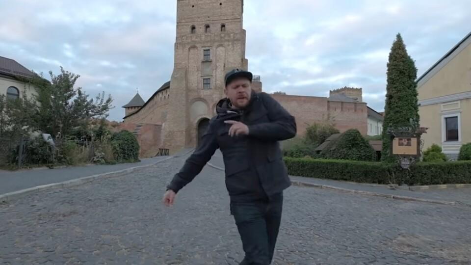 Олександр Положинський розповів про свій Луцьк у проекті  Ukraїner