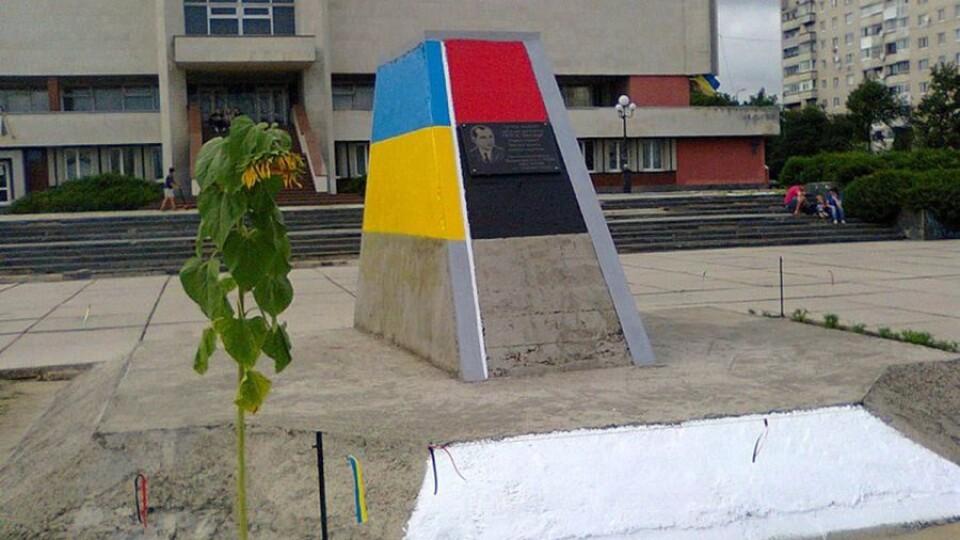 Де у Луцьку поставлять пам'ятник Степану Бандері