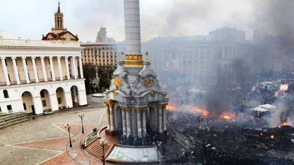 «Ми втрачаємо цінності, за які стояв Майдан», - Володимир Бондар
