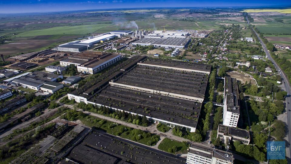 Відома іноземна компанія Kronospan збудує на Волині новий завод
