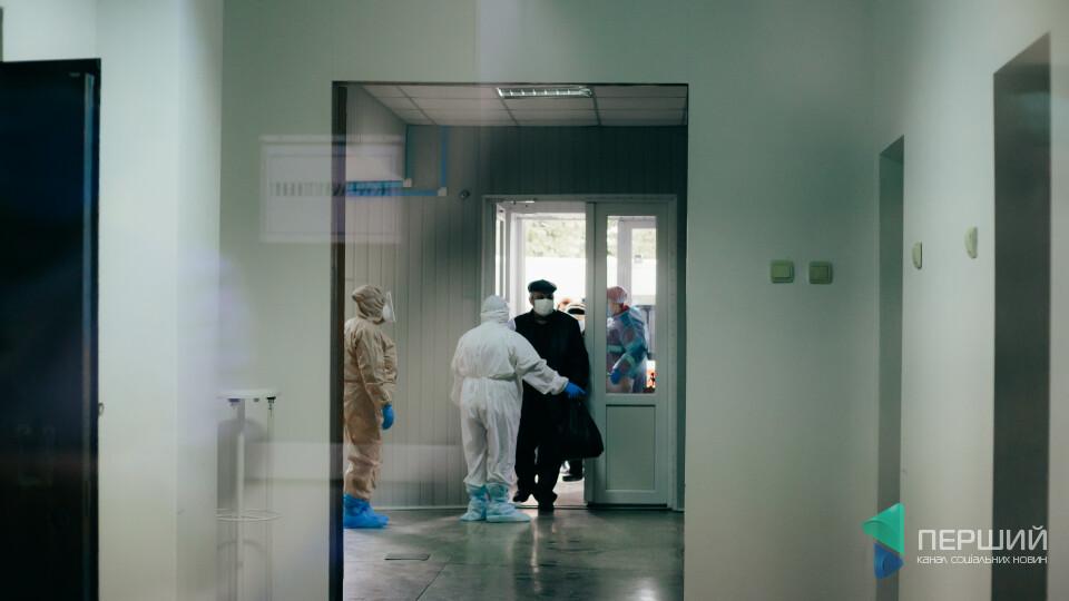 За минулу добу на Волині виявили 390 хворих на ковід