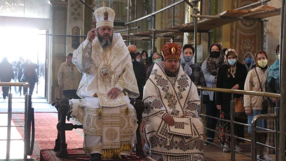 Ювілей митрополита Михаїла. Дивись, хто прийшов