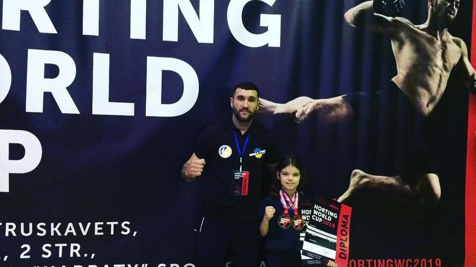 Маленька спортсменка з Луцька стала чемпіонкою світу. ФОТО