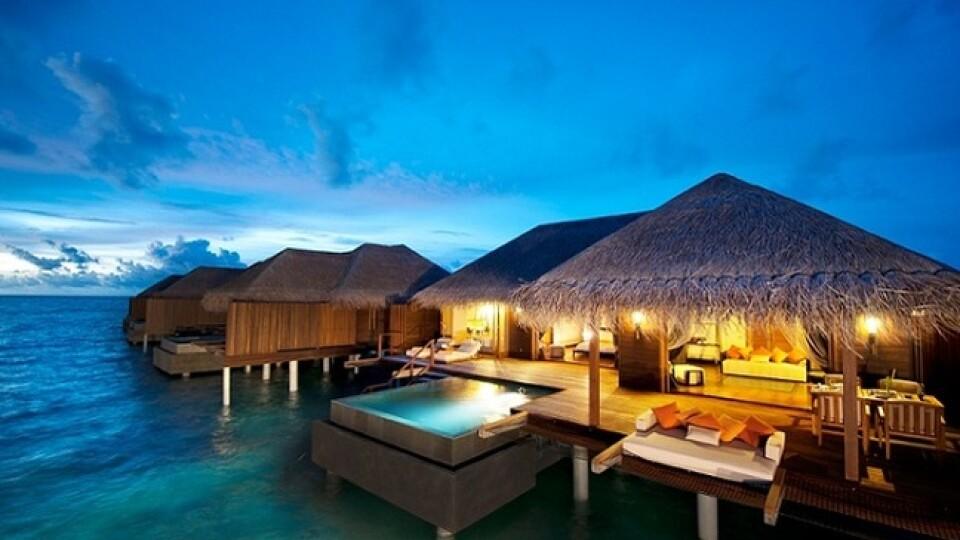 Ідеальний відпочинок у тропічному раю