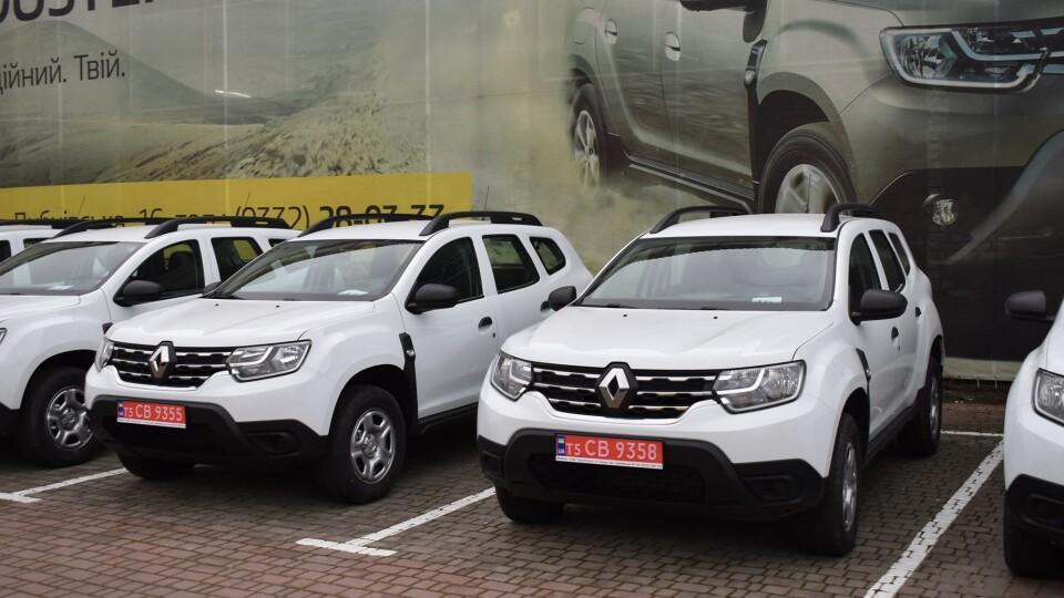 На Волині придбали 7 автомобілів для сільських амбулаторій