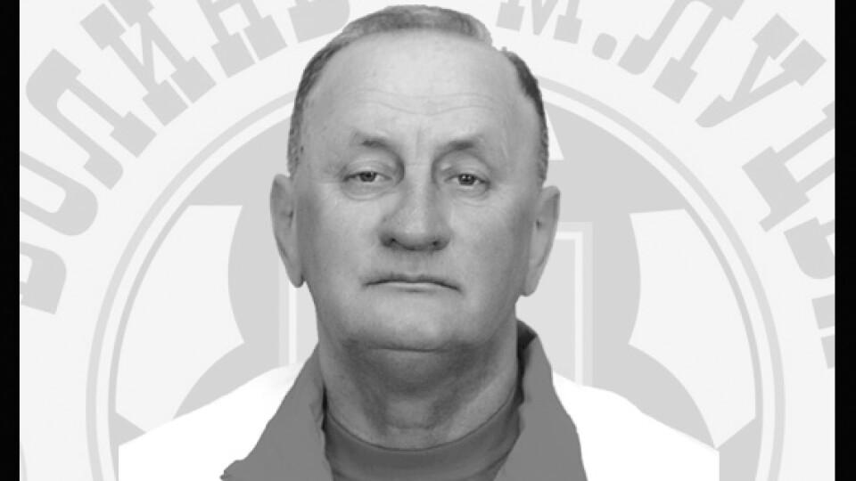 Коли прощатимуться з колишнім начальником ФК «Волинь» Віктором Шелигіним