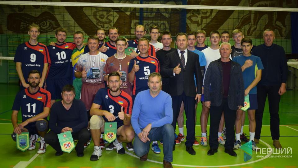 У волейбольного клубу «Олюртранс» з'явилась резервна команда. ФОТО