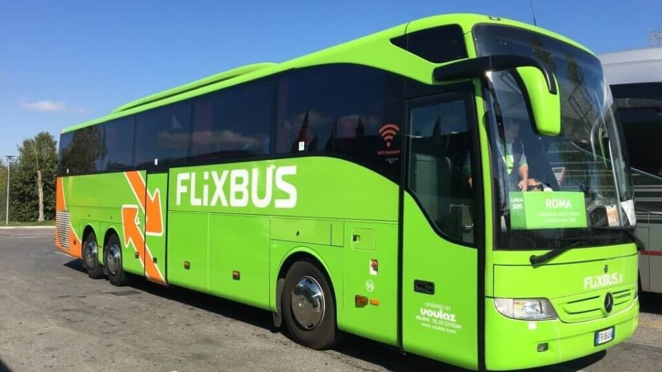 Луцьк включили до маршрутів найбільшої в Європі автобусної мережі FlixBus