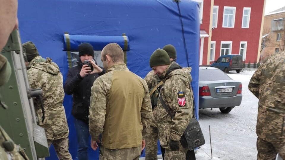 Військового волинської бригади, який потрапив у полон до бойовиків, повернули