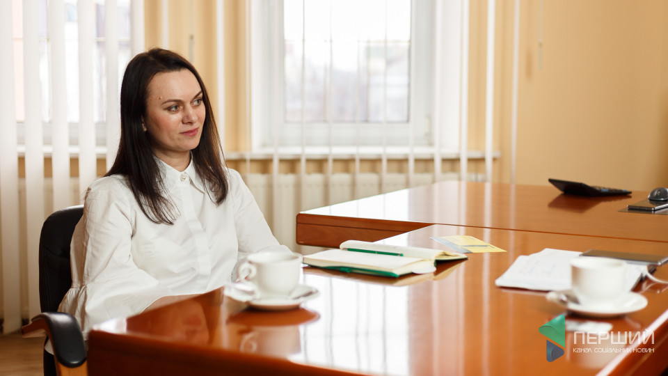 «Власник банку має відповідати майном перед клієнтом», - керуюча «Кредобанку» Катерина Фурманюк