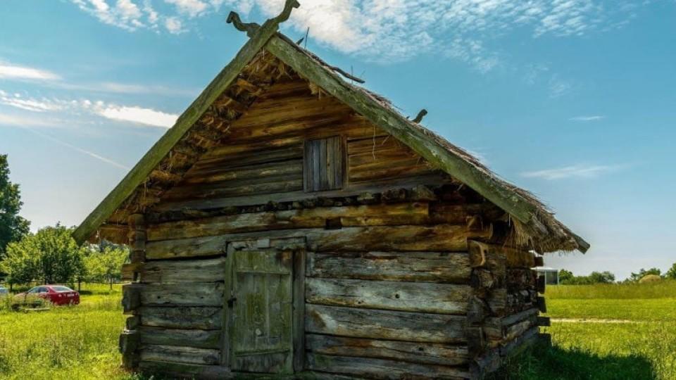 Хата з Волині  1587 року – найстаріша в Україні. ФОТО