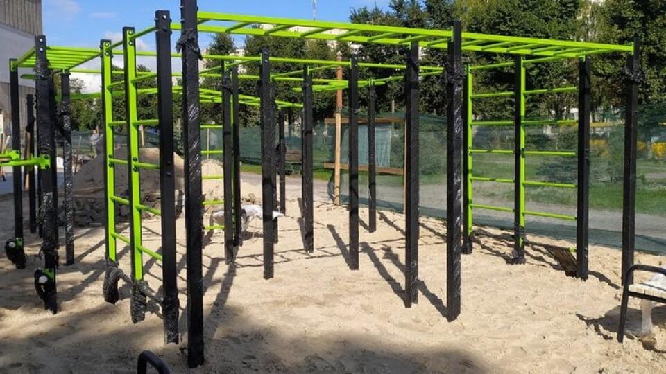 У Луцьку облаштовують новий урбан-парк. Коли його відкриють