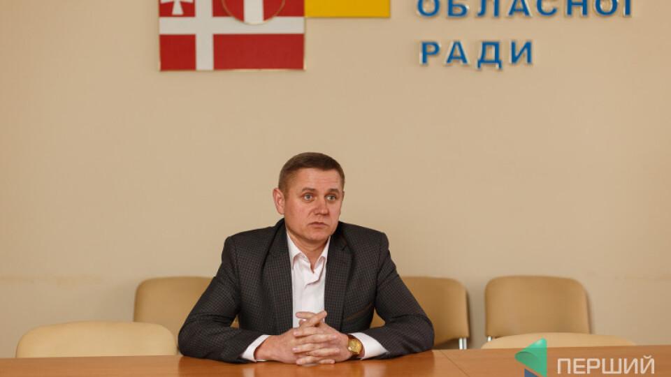 Юрій Поліщук знову став першим замом голови Волиньради