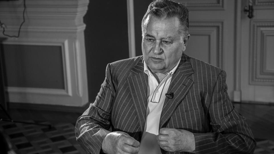 Повідомили, чому помер експрем'єр Євген Марчук