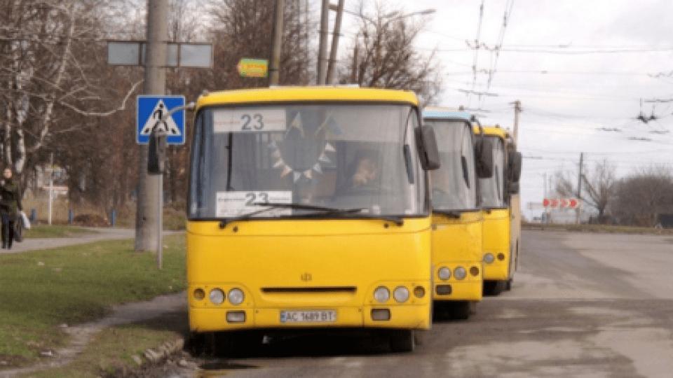 Лучани просять відновити маршрут №23
