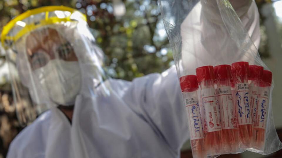 На Волині виявили 183 нових хворих на коронавірус