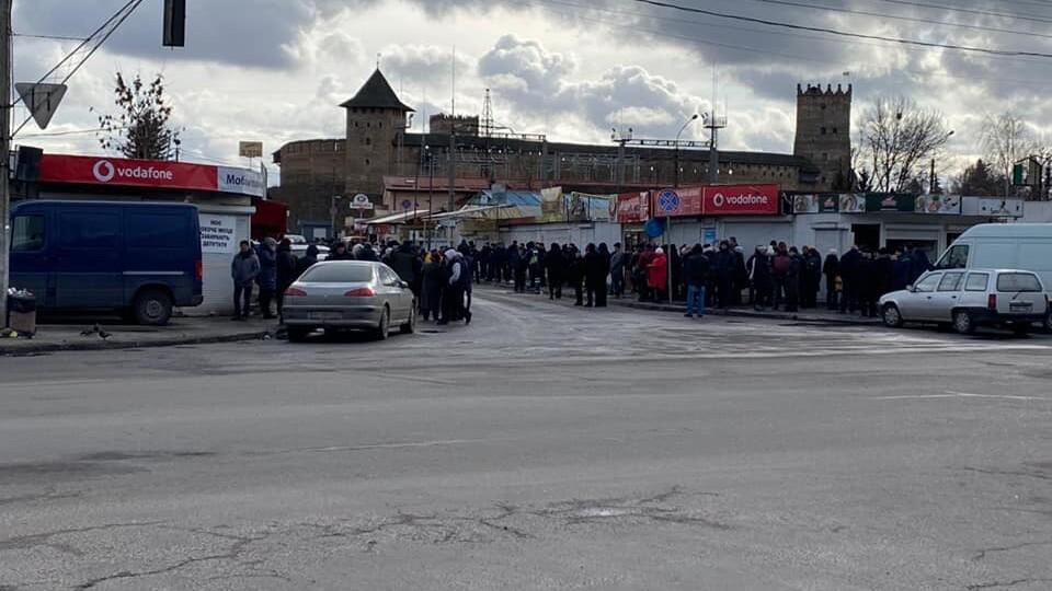 Частина підприємців Старого ринку готові переїжджати на Новий ринок, – луцькі муніципали