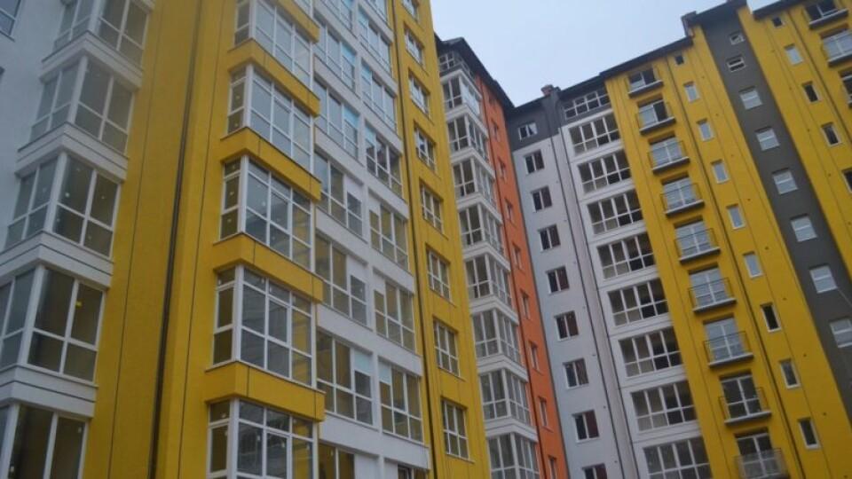 Рейтинг міст за кількістю зданих багатоквартирних будинків. Луцьк – на 10-му місці
