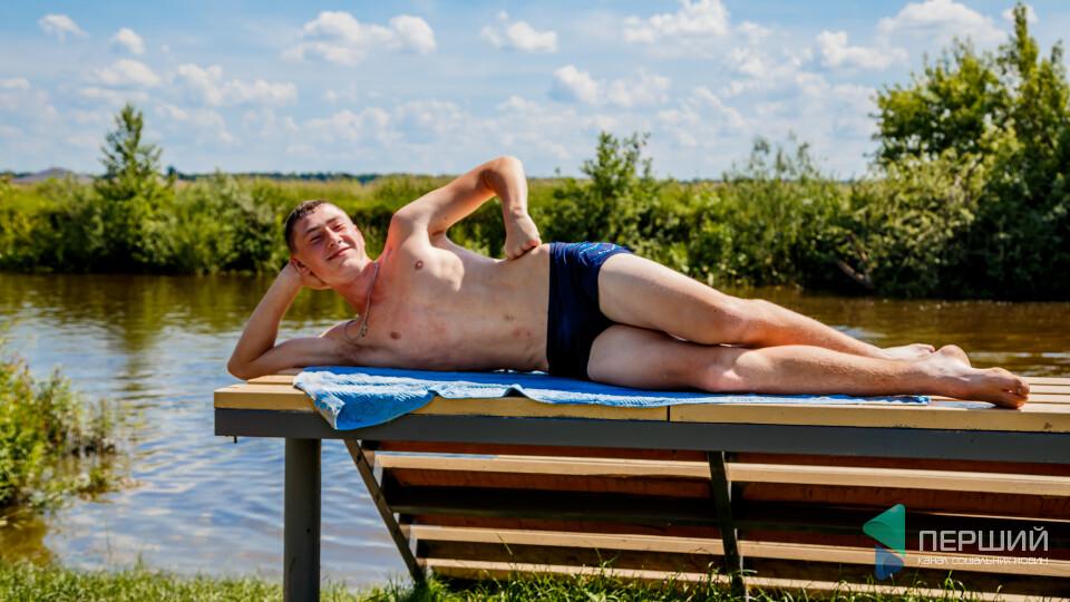 У Луцьку почався купальний сезон. Ми перевірили, в якому стані центральний пляж