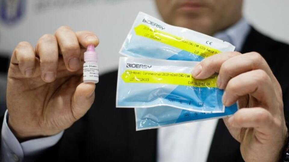 Тести на коронавірус у волинських аптеках коштують 490 гривень. Пояснюємо, чи варто бігти за ними