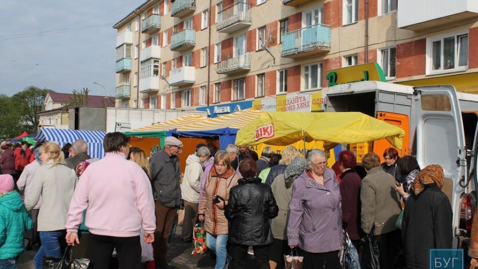 У центрі Володимира більше не проводитимуть масових заходів