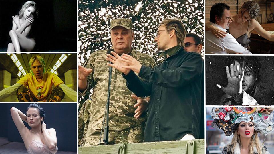 Режисером ходи на День Незалежності став Алан Бадоєв. Ми пригадали його кращі кліпи