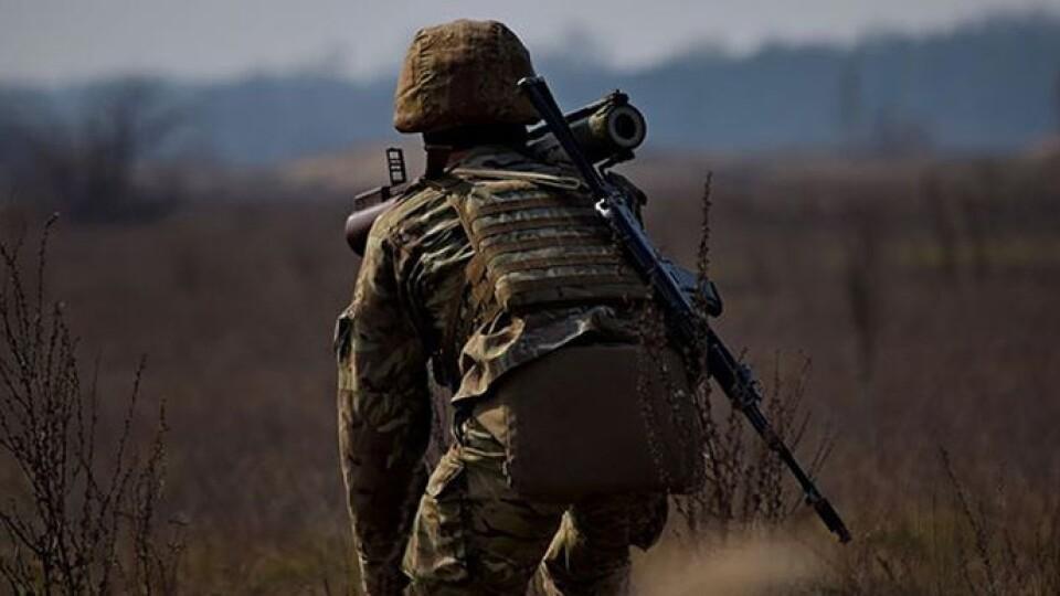 На Донбасі дев'ятеро українських військових підірвалися на вибухівці