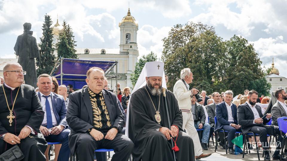 Святкування Дня міста у Луцьку. Дивись, хто прийшов