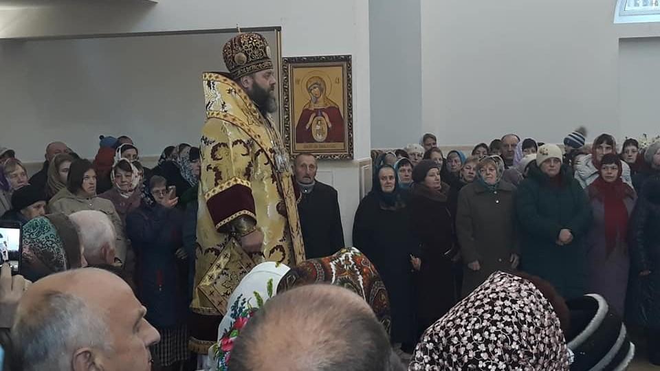 Освятили новозбудований храм на Волині. ФОТО