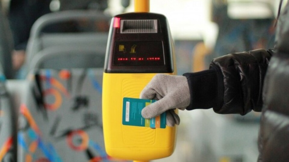 Просять відкласти запуск системи безготівкової оплати за проїзд у Луцьку