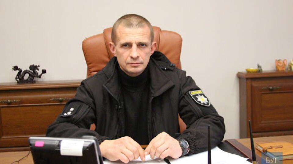 Звільнився головний поліцейський Нововолинська