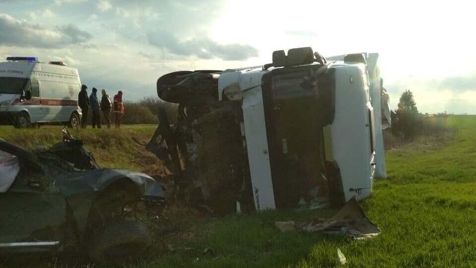 Смертельна автотроща на Волині: затримали водія фури