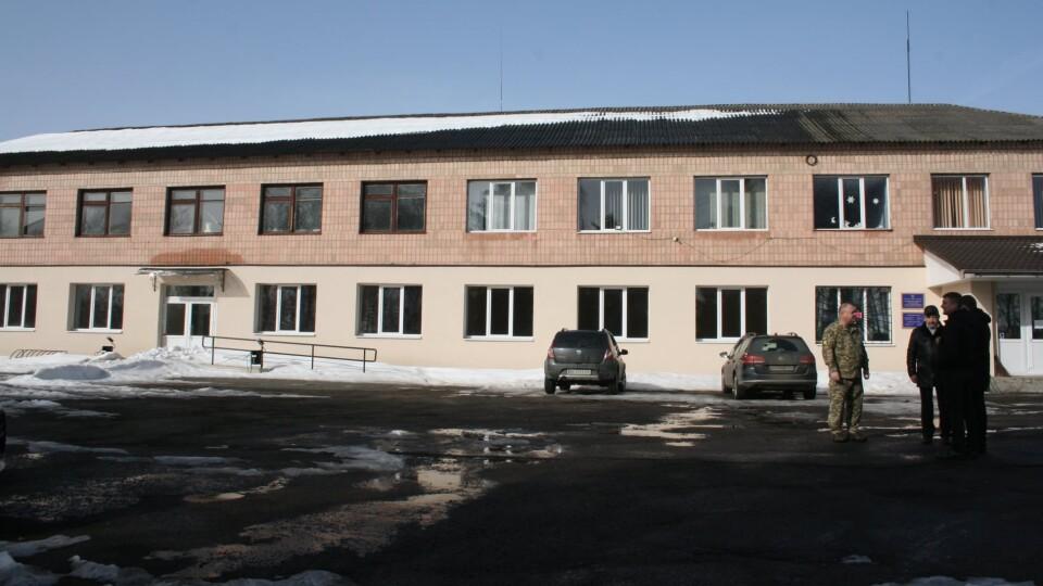Рожищенській громаді віддали частину приміщення військкомату