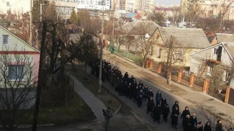 До Луцька на прощу приїхали 300 монахів греко-католицької церкви. ФОТО. ВІДЕО