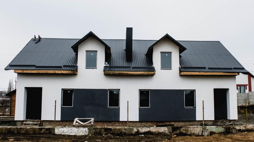 Під Луцьком продається великий будинок на дві сім'ї. ФОТО